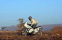 Motor<br /> Paris Dakar 2004<br /> Foto: Digitalsport<br /> Norway Only<br /> <br /> Pål Anders Ullevålseter - Norge