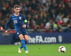 November 15, 2018 - London, United Kingdom - Wil Trapp of USA .during the friendly soccer match between England and USA at the Wembley Stadium in London, England, on 15 November 2018. (Credit Image: © Action Foto Sport/NurPhoto via ZUMA Press)