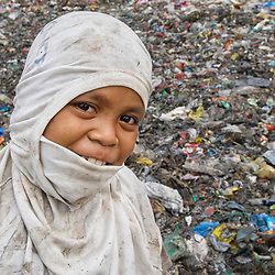 Garbage workers, Philippines