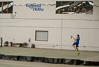 Gilford v Kearsarge semi final Division III tennis at Gilford Hills Club.   Karen Bobotas for the Laconia Daily Sun