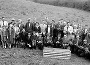 Cock Fighting was a popular sport in the 1950's around Kerry..Photo:-macmonagle.com archive