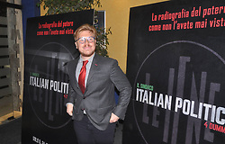 Italy, Palermo - November 21, 2018.Ismaele La Vardera presents his film 'Italian politics 4 dummies'.Ismaele La Vardera took Italian political scenes with hidden camera when he ran for mayor in the city of Palermo last year. (Credit Image: © Fucarini/Fotogramma/Ropi via ZUMA Press)