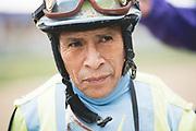 November 1-3, 2018: Breeders' Cup Horse Racing World Championships. Jockey Jesus Castanon