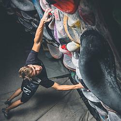 20211001: SLO, Climbing - Luka Potocar Portrait