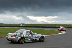 Ivor Mairs pictured while competing in the 750 Motor Club's Roadsports Series. Picture taken at Snetterton on October 17, 2020 by 750 Motor Club photographer Jonathan Elsey