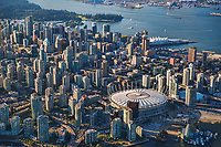BC Place Stadium & Downtown Vancouver