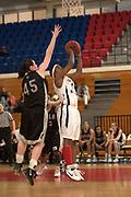 2007 FAU Women's Basketball vs ULAR, January 27, 2007.