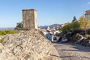 Medieval village of Marvão, Portalegre district, Alto Alentejo, Portugal, Southern Europe