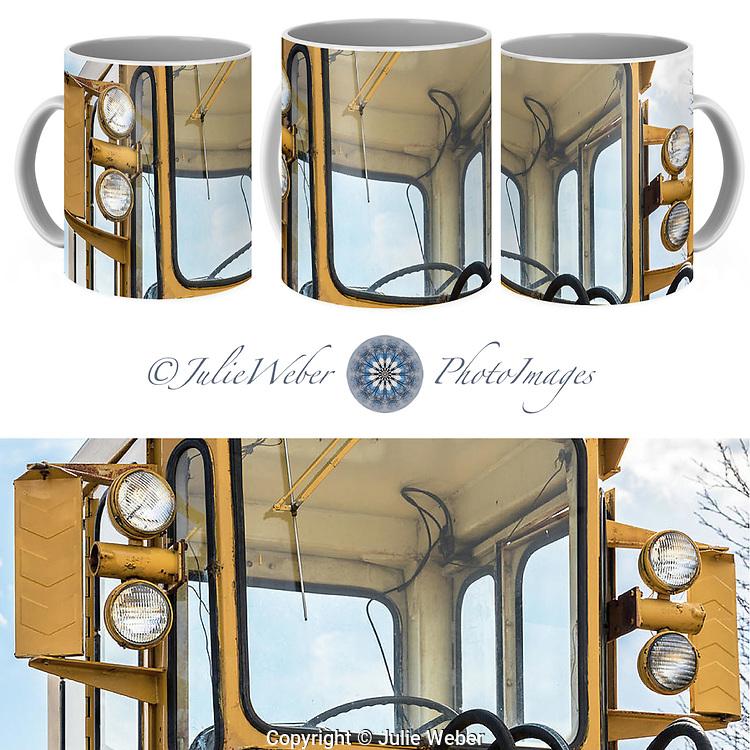 Coffee Mug Showcase  48 - Shop here: https://2-julie-weber.pixels.com/products/behemoth-2-julie-weber-coffee-mug.html