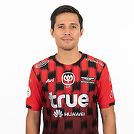 THAILAND - MARCH 06: Anthony Petch Ampaipitakwong #6 of True Bangkok United on March 06, 2019.<br /> .<br /> .<br /> .<br /> (Photo by: Naratip Golf Srisupab/SEALs Sports Images/MB Media Solutions)