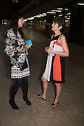 GILLIAN WEARING; ELIZABETH BROOKS, The £100,000 Art Fund Prize for the Museum of the Year,   Tate Modern, London. 1 July 2015