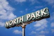 North Park Sign San Diego