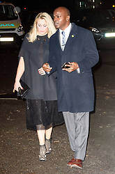 © Licensed to London News Pictures. 06/02/2019. London, UK. Conservative candidate for Mayor of London SHAUN BAILEY arrives at Battersea Park in London for the annual Black and White Ball, a fundraiser held by the Conservative Party. Photo credit: Ben Cawthra/LNP