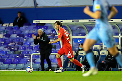 Birmingham City's Ivan Sunjic looks to move the ball infield - Mandatory by-line: Nick Browning/JMP - 20/11/2020 - FOOTBALL - St Andrews - Birmingham, England - Coventry City v Birmingham City - Sky Bet Championship