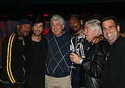 Danny Green, Director, Dylan McDermott, Avi Lerner of Millennium Films, Snoop Dogg, Seymour Cassel & Randall Emmett, Producer..The Tenants Post Screening Party.Aer Premiere Lounge.New York, NY, USA.Monday, April, 25, 2005.Photo By Selma Fonseca/Celebrityvibe.com/Photovibe.com, .New York, USA, Phone 212 410 5354, .email: sales@celebrityvibe.com ; website: www.celebrityvibe.com...