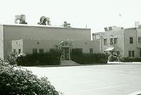 1972 General Services Studios on Las Palmas Ave.