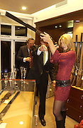 Celia Walden. Charles Finch and Dr. Franco Beretta host launch of Beretta stor at 36 St. James St. London. 10  January 2006. ONE TIME USE ONLY - DO NOT ARCHIVE  © Copyright Photograph by Dafydd Jones 66 Stockwell Park Rd. London SW9 0DA Tel 020 7733 0108 www.dafjones.com