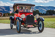 1916 Dodge Brothers at Western Antique Aeroplane and Automobile Museum.