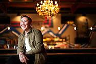 """Kristina Fuller, chef and owner of Crafted: The Art of Street Food, and Crafted: The Art of the Taco, Tuesday, October 20, 2015, in Greensboro, N.C.<br /> <br /> JERRY WOLFORD and SCOTT MUTHERSBAUGH / Perfecta Visuals<br /> <br /> Calder Preyer: """"I thought to myself – I love drinking beer; I should make it.""""<br /> <br /> Bio:Calder spent the last 10 years brewing beer at home and going to Chicago's Siebel Institute for brewing beer.<br /> <br /> Today, he is the brewmaster of Preyer Brewing, a local brewery he owns with his brothers, wife and parents. """"It's part art, it's part science,"""" says Calder. Brewing beer is finding the perfect balance between chemistry, biology, recipe formulation and technique.<br />"""
