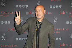 © Licensed to London News Pictures. 03/09/2014, UK. John Varvatos, John Varvatos - Flagship European London store launch party, Conduit Street, London UK, 03 September 2014. Photo credit : Richard Goldschmidt/Piqtured/LNP