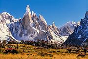 Cerro Torre, Parque Nacional los Glaciares  Patagonia, Argentina