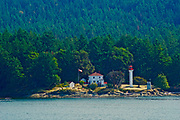Ferry view, Victoria, Canada to Washington state