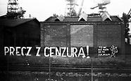 Gdańsk 1981 rok