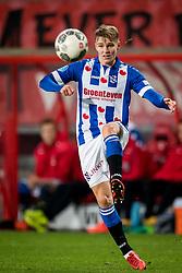 Martin Odegaard of sc Heerenveen during the Dutch Eredivisie match between FC Twente Enschede and sc Heerenveen at the Grolsch Veste on November 18, 2017 in Enschede, The Netherlands