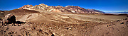 Death Valley Panorama along Artists Drive