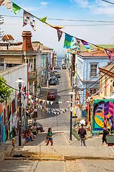 Valparaiso Street Scenic