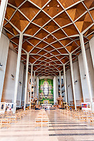The Cathedral Church of Saint Michael, commonly known as Coventry Cathedral