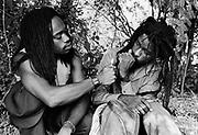 Black Uhuru in Jamaica 1980