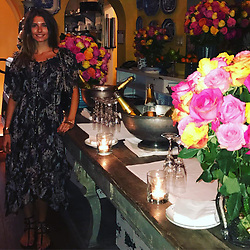 """Cathy Fischer releases a photo on Instagram with the following caption: """"The Ivy \ud83c\udf38\ud83c\udf37\ud83c\udf3a\ud83d\udc90\ud83c\udf3c\ud83c\udf3b\ud83c\udf39"""". Photo Credit: Instagram *** No USA Distribution *** For Editorial Use Only *** Not to be Published in Books or Photo Books ***  Please note: Fees charged by the agency are for the agency's services only, and do not, nor are they intended to, convey to the user any ownership of Copyright or License in the material. The agency does not claim any ownership including but not limited to Copyright or License in the attached material. By publishing this material you expressly agree to indemnify and to hold the agency and its directors, shareholders and employees harmless from any loss, claims, damages, demands, expenses (including legal fees), or any causes of action or allegation against the agency arising out of or connected in any way with publication of the material."""