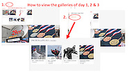 How To see all galleries