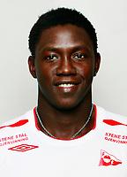portrett tippeligaen 2008<br /> 10.1.08 Fredrikstad FK , FFK<br /> Ismael Beko Fofana