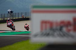 June 1, 2018 - Mugello, FI, Italy - Andrea Dovizioso of Ducati Team during the Free Practice 1 of the Oakley Grand Prix of Italy, at International  Circuit of Mugello, on June 01, 2018 in Mugello, Italy  (Credit Image: © Danilo Di Giovanni/NurPhoto via ZUMA Press)