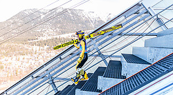 31.12.2017, Olympiaschanze, Garmisch Partenkirchen, GER, FIS Weltcup Ski Sprung, Vierschanzentournee, Garmisch Partenkirchen, Qualifikation, im Bild Noriaki Kasai (JPN) // Noriaki Kasai of Japan during his Qualification Jump for the Four Hills Tournament of FIS Ski Jumping World Cup at the Olympiaschanze in Garmisch Partenkirchen, Germany on 2017/12/31. EXPA Pictures © 2018, PhotoCredit: EXPA/ JFK