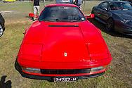 Ferrari Testarossa - Custom Cars & Coffee November 2014