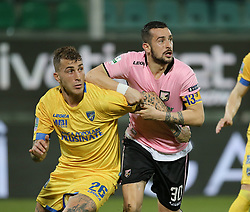 March 10, 2018 - Palermo, Sicily, Italy - ILIJA NESTOROVSKI of Palermo during the serie B match between US Citta di Palermo and Frosinone at Stadio Renzo Barbera on March 10, 2018 in Palermo, Italy. (Credit Image: © Gabriele Maricchiolo/NurPhoto via ZUMA Press)