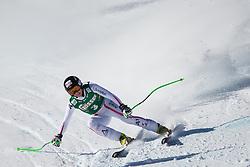 12.01.2013, Karl Schranz Abfahrt, St. Anton, AUT, FIS Weltcup Ski Alpin, Abfahrt, Damen im Bild Regina Sterz (AUT) // Regina Sterz of Austria in action during ladies Downhill of the FIS Ski Alpine World Cup at the Karl Schranz course, St. Anton, Austria on 2013/01/12. EXPA Pictures © 2013, PhotoCredit: EXPA/ Johann Groder