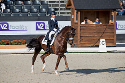 Cornelissen Adelinde, NED, Fleau De Baian<br /> NK Ermelo 2020<br /> © Hippo Foto - Sharon Vandeput<br /> 20/09/20