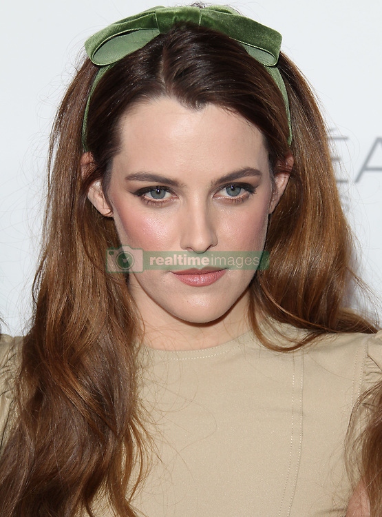 Elle Women in Hollywood Awards - Los Angeles. 16 Oct 2017 Pictured: Riley Keough. Photo credit: Jaxon / MEGA TheMegaAgency.com +1 888 505 6342