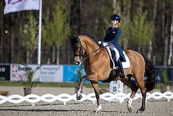 Meulendijks Anne, NED, MDH Avanti<br /> CDI 3* Opglabeek<br /> © Hippo Foto - Dirk Caremans<br />  23/04/2021