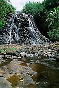 Kepirohi Falls, Pohnpei, Federated States of Micronesia<br />