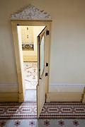 Belem_PA, Brasil..Na foto detalhe interno do Palacete Bolonha em Belem, Para...In the photo internal detail of Bolonha Palace, in Belem, Para...Foto: JOAO MARCOS ROSA / NITRO..Foto: JOAO MARCOS ROSA / NITRO
