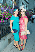 at the Most Stylish Lady event on ladies day of The Galway Races. Photo:Andrew Downes