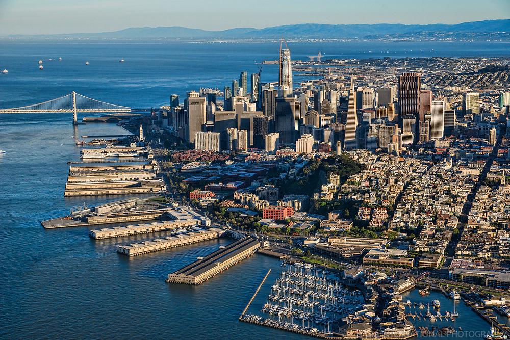 Embarcadero, Telegraph Hill & Downtown SF II