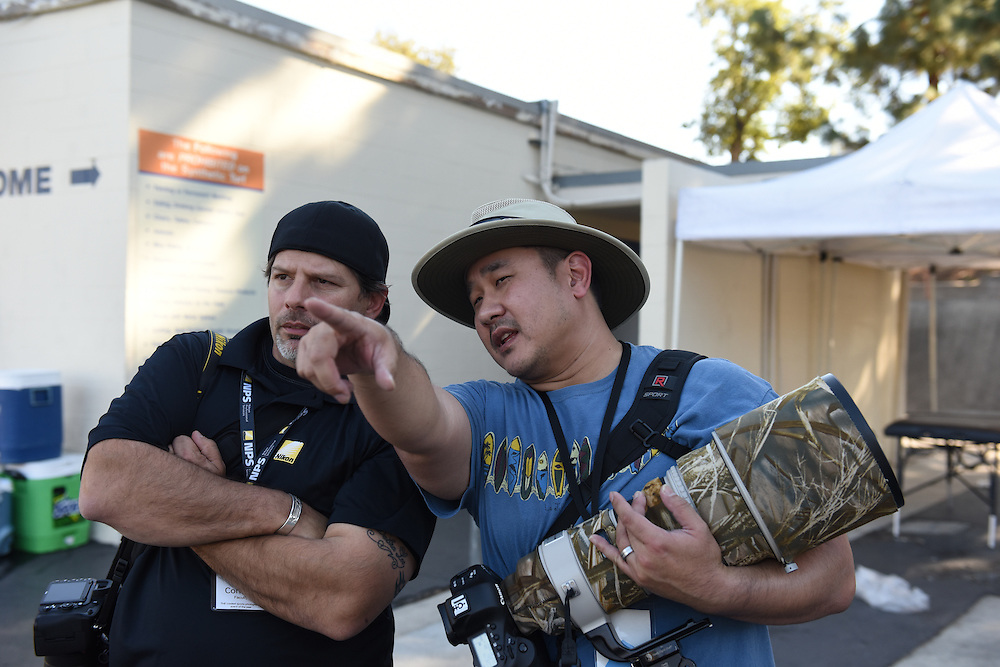 10/9/144:05:09 PM --- SSAXI 2014 ---<br /> <br /> <br /> Photo by Christy Radecic / Sports Shooter Academy Behind the Scenes with the cast and crew of Sports Shooter Academy.