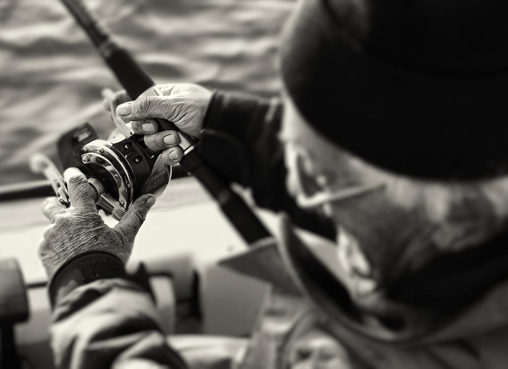 Norway - Fisherman BW II