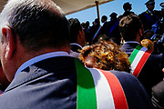 Republic Day, ceremony to mark the anniversary of the Italian Republic on June 02, 2018 in Rome, Italy. Christian Mantuano / OneShot